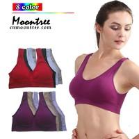 2015 new design hot sex womens sport bra