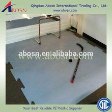 Ultra Smooth Artificial Ice Skating HDPE sheets