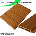 Eco - friendely compuesto plástico de madera de la pared que cubre