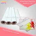 No- tejido de la pared de papel para decoración de la casa