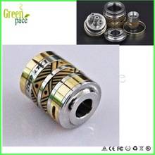 New top darang Clone RDA Control Airflow E Cigarette darang RDA Atomizer Tank 510 thread 22MM for Mechanical Mod DHL
