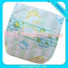 European soft love diapers,Soft cotton magic tape baby diaper