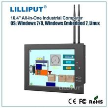 "LILLIPUT 10.4"" X86 Industrial Panel Computer"