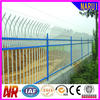 Sale Security Ornamental Galvanized Steel Fence