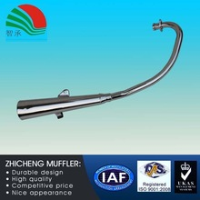 GN125 Future Motorcycle Parts Low Price Cheap Muffler GN-125c Prince