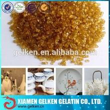 Animal bones gelatin