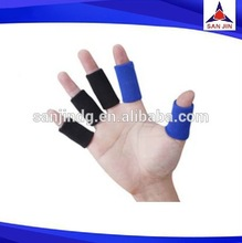 10pcs Neoprene Athletic Finger Support Basketball for Sport