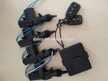 High quality waterproof car central door lock system/automatic two door car central door lock system