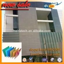 3/0.3mm aluminum composite panel road sign aluminum composite panel wall decorative aluminum composite panel
