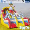 Popular Inflatable Double Lane Kids Funny Slip Slide