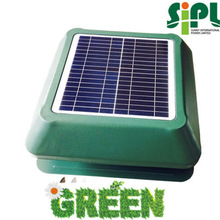 Hot new products for 2015 Innovative Design Patented solar fan vents