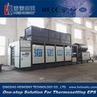 high quality with patent full Automatic EPS foam moulding machine