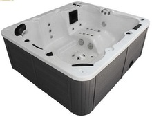 Top grade best sell swim outdoor spa with lounge