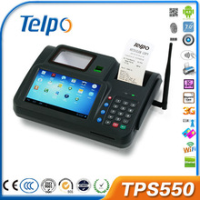 Telepower TPS550 Smart Car Parking System Barcode Ticket Parking System