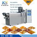 Automático de cereais de pequeno-almoço de flocos de milho linha de produção/flocos de milho máquina de processamento de/pop corn máquinas