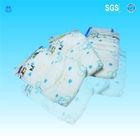 Colors printed PE backsheet with wetness function sleepy baby diapers