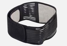 thermal tourmaline self-heating back support belt