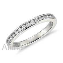 AGR0451 accessory engagement weddiing gift carat radiant cut diamond gold and silver ring