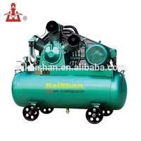 Kaishan portable air breathing compressor,piston rings air breathing compressor,small portable air breathing compressor