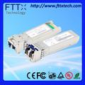 Rf conector conector lc dúplex 10g sfp+ interruptor de ethernet módulo