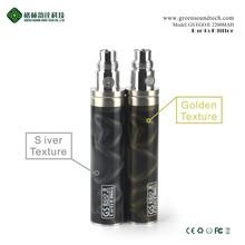 Hottest ego battery! LED indication gs ii 2200mah battery,luminous ego vaporizer pen