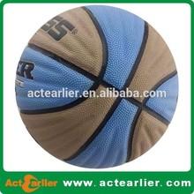 size 6 cheap custom microfiber basketball