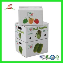 Q240 Wholesale Custom Printing Decorative Box Fruit Packing Packing