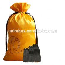 luxury and popular custom hair extension packaging