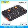 K6 Mini wireless bluetooth keyboard