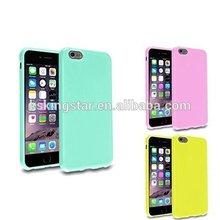 ultra slim soft TPU gel case for iphone 6 plus ,for iphone 6 plus slim TPU case