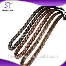 Tangle free and soft valentine hair braiding