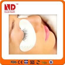Alibaba Express Collagen Hydrogel Eye Gel Patch (No Printing) for eyelash extension, false lash