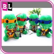 Wholesale Anime Teenage Mutant Ninja Turtles TMNT Plush Doll stuffed toy Favorites Compare Wholesale Anime Te