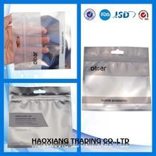 Plastic Poly Ziplock Zipper Lock Bag