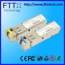Gigabit Ethernet 1.25Gb/s 1550nm compatible huawei fiber optical modules