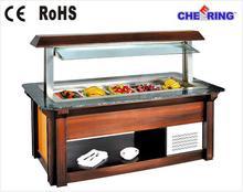 Buffet Counter/Salad Bar/Open Salad Showcase Refrigerators(M-P1830FL4)