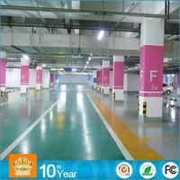 Heavy Traffic Resistance epoxy floor coating resin and hardener