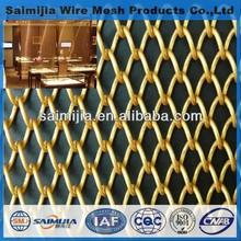 Decorative metal mesh / Ceiling curtain room divider