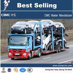 Famous Car Carrier Great Car Transporter Trailer