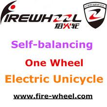 Firewheel self balancing unicycle fashion one wheel electric scooters china