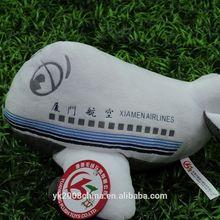 High qualtiy plush airplane toy & plush plane