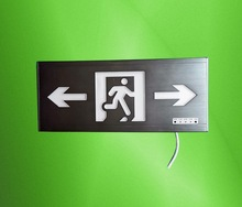 Customized led emergency exit sign & exit light