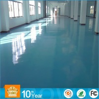 Industry Purpose Food Grade epoxy Resin paint for flooring