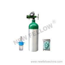 Aluminum Alloy oxygen cylinder