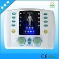 Fabricación de máquina de terapia física electro acupuntura estimulador