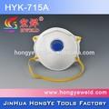 Chine bule bouche, mode de protection masque à poussière de haute qualité