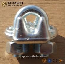 Galvanized u type wire rope clips rigging