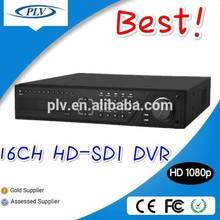 China supplier 2.0mp 16Channel sdi hd dvr manual,super cms h264 standalone dvr software