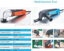 As Seen On TV Oscillating Vibrating Electric Power Rotorazer Cutting Saw Multi Purpose Tool
