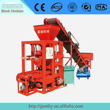 brick machinery made in china QTJ4-26 new generation brick machine fly ash bricks production line